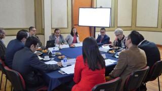 """EAP anuncia resultados de la Medalla """"Luis F. Aguilar Villanueva"""" 2018"""