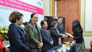Certificación fortalece labor de Instructores de Capacitación del Gobierno de la CDMX