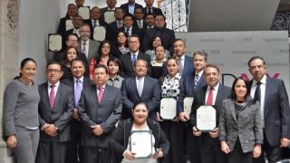 Avanza profesionalización de Contraloras  y Contralores Internos de la CDMX